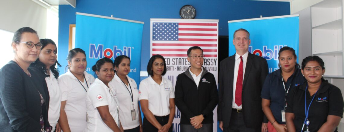 U.S. Embassy and Mobil Promote STEAM Opportunities