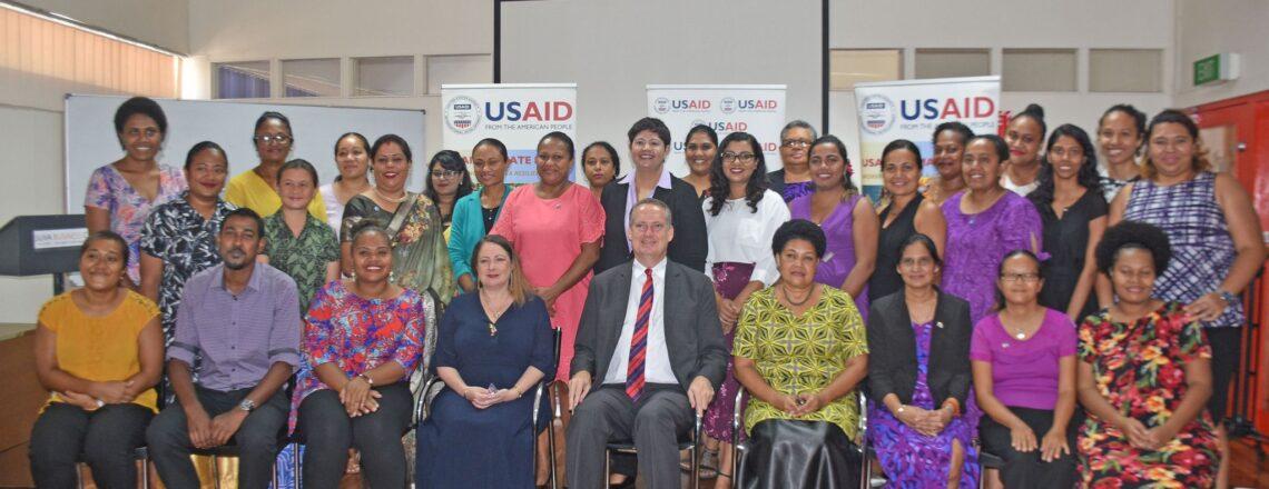 U.S. Government Enhances Gender Balance in Climate Adaptation Training