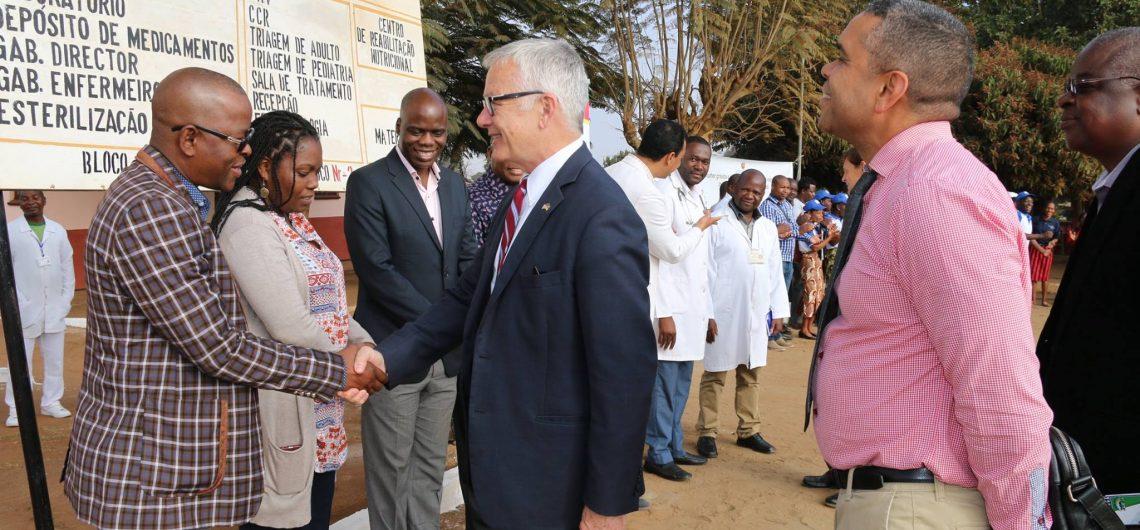 HIV-AIDS, USAID, PEPFAR, Pittman