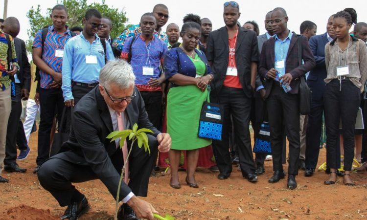 Abertura do Primeiro Centro Regional Yali em Maputo