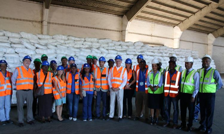 PMA implementa actividades financiadas pelo PEPFAR