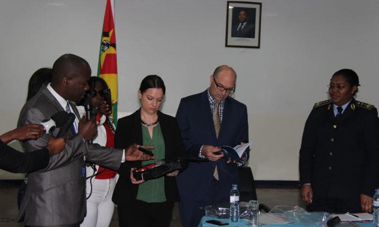 Este projecto é um exemplo da parceria abrangente dos Estados Unidos com o Governo de Moçambique