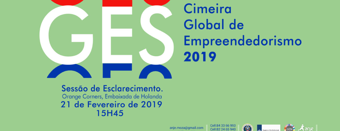 Global Entrepreneurship Summit (GES2019), June 4-5, 2019