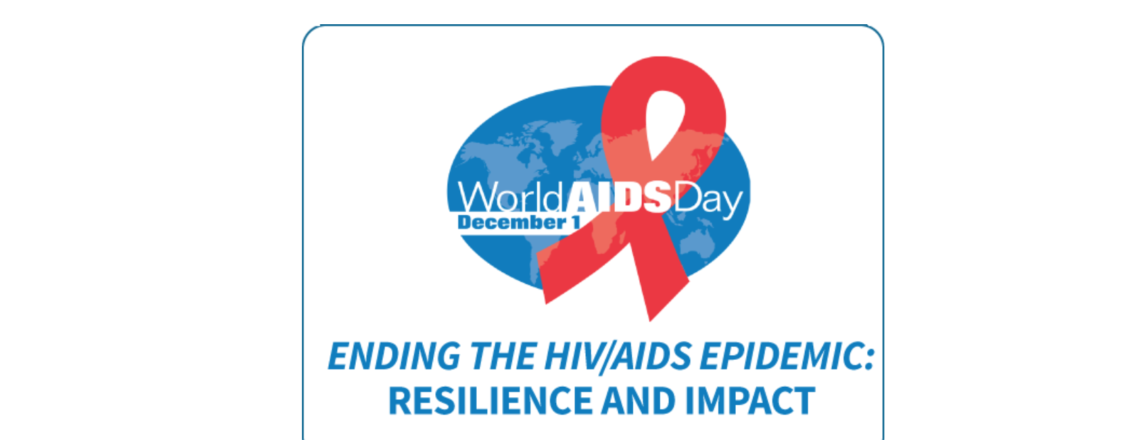 Commemorating World AIDS Day 2020