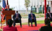 Discurso do Embaixador Dennis W. Hearne Cerimónia de Inauguração da Embaixada dos E.U.A.