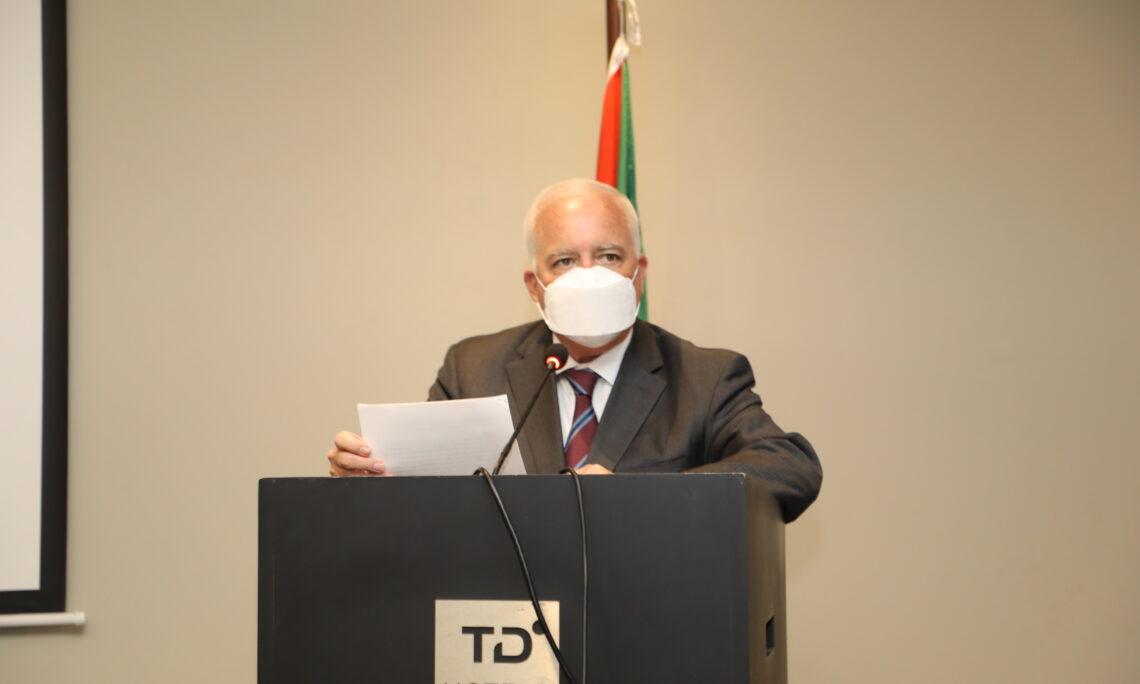 Participação do Embaixador Hearne no Evento UNODC