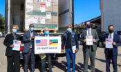 Governo dos Estados Unidos doa 320.000 doses únicas de Vacinas da Johnson & Johnson para Moçambique