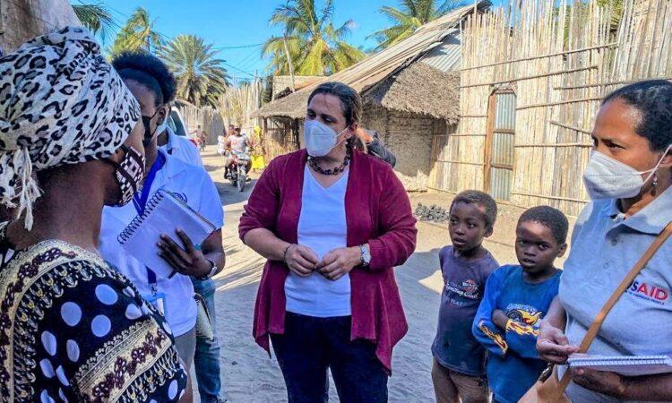 Governo dos E.U.A. apoia o Desenvolvimento Socioeconómico e Iniciativas de Liderança Juvenil em Cabo Delgado