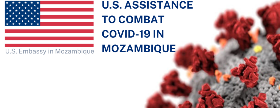 United States Government support for COVID-19 response in Mozambique