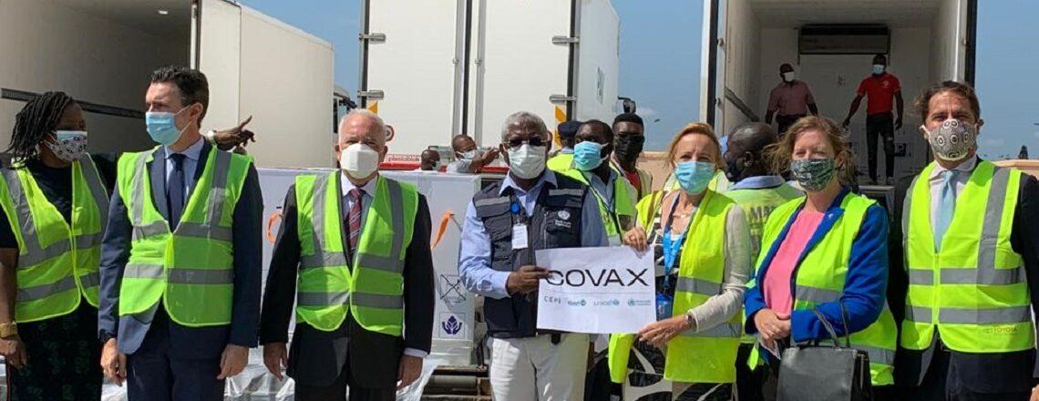 Moçambique Recebe 384.000 Vacinas COVID-19 no Âmbito do Mecanismo COVAX