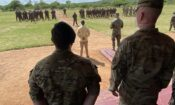 U.S. Government Provides Military Training to Mozambican Marines