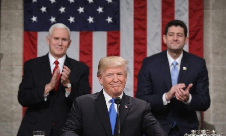 Discurso sobre o Estado da União do Presidente Donald J. Trump
