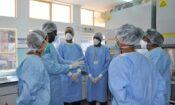 A USAID apoiou o laboratório de tuberculose em Nampula.