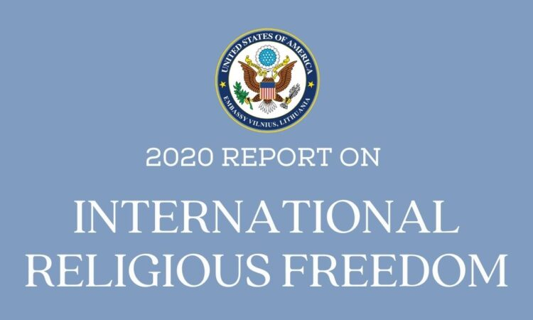 2020 Report on