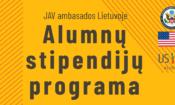 Alumnų Stipendijų Programa 2020 – Cover Image
