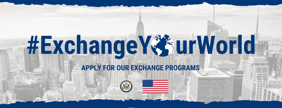 Apply For Our Exchange Programs!