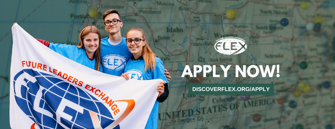 FLEX 2021-2022 – Applications Open