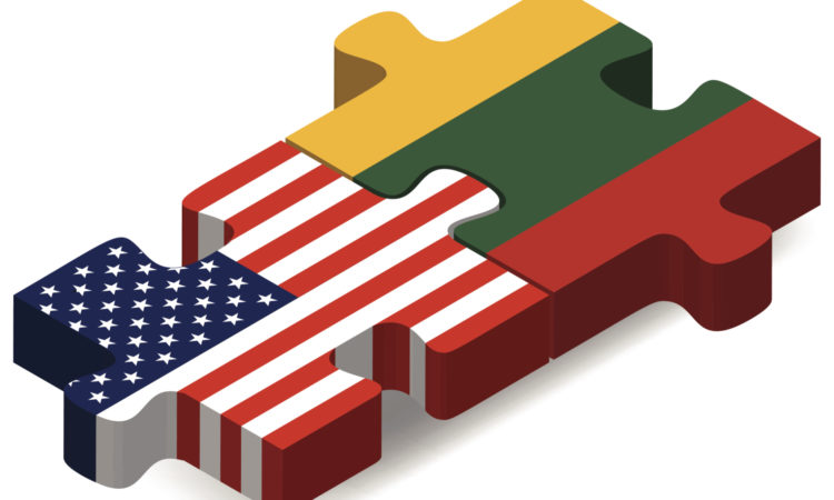 American – Lithuanian Friendship