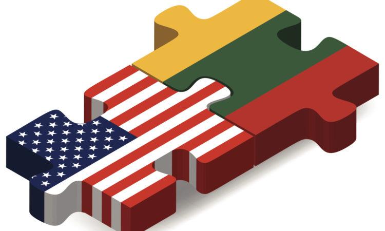American – Lithuanian Friendship