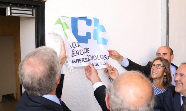 Inauguração do FabLab na FCT