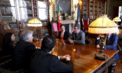 Ambassador Sherman at the Commercial Association in Porto