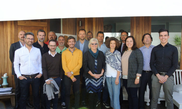 Berry with the working group on LGBTI
