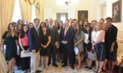 2019 Fulbright reception