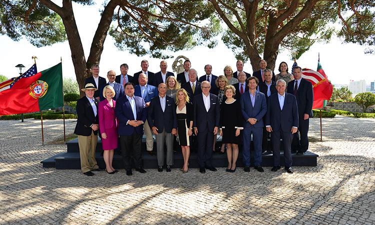 Reunião de Chefes de Missão da Europa Ocidental
