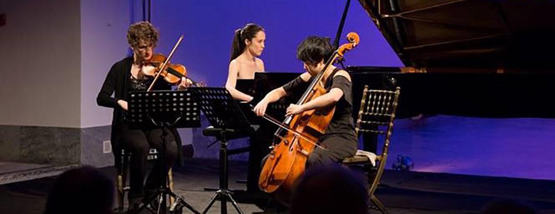 Delphi Trio em Portugal
