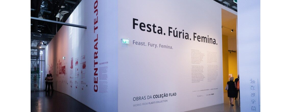 Feast. Fury. Femina. Works from FLAD's Collection