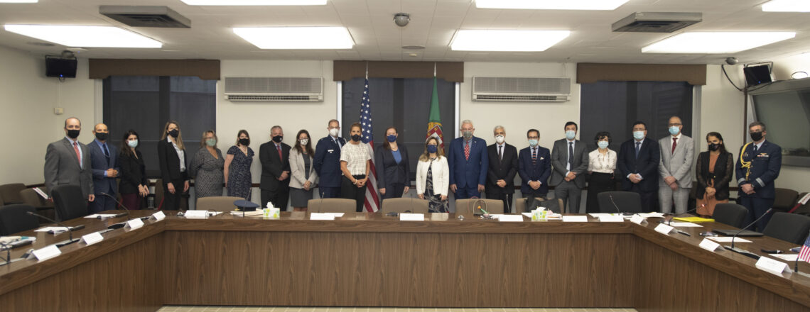 45th United States – Portugal Standing Bilateral Commission