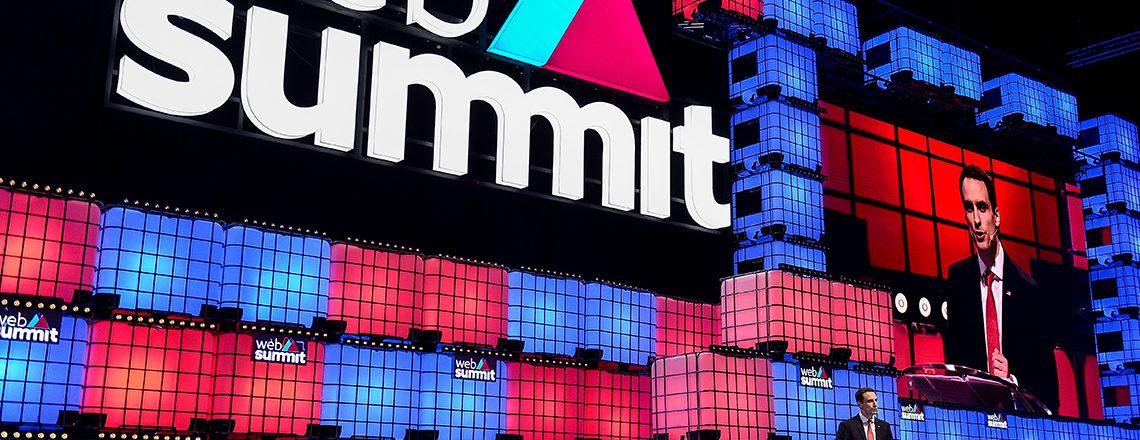 CTO Michael Kratsios Addresses Web Summit 2019