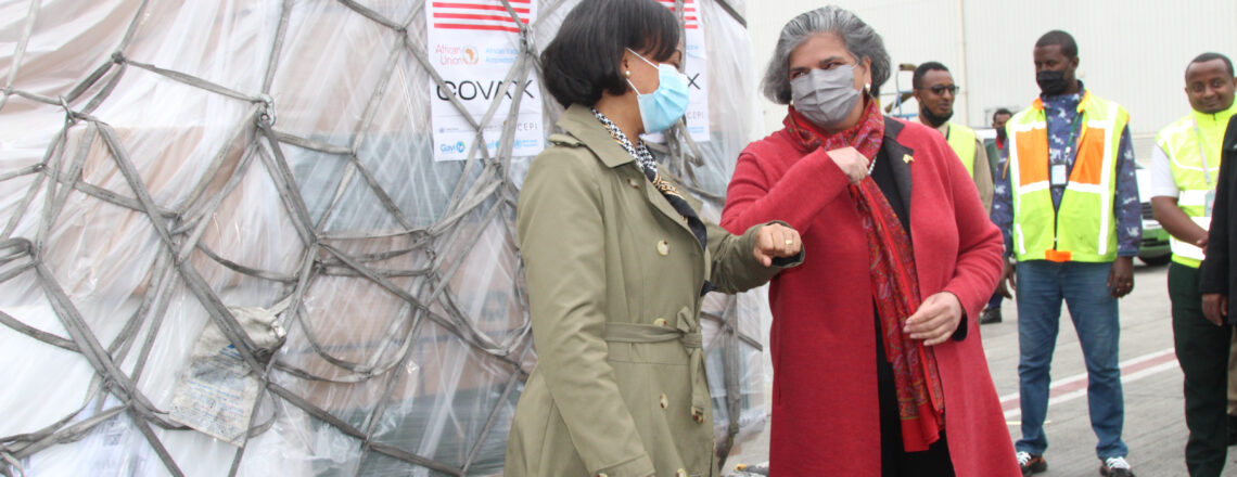The United States Announces Donation of 453,600 Doses of COVID-19 Vaccines