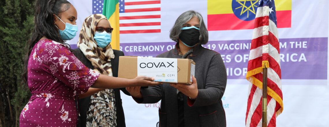 The United States Donates Nearly One Million Johnson & Johnson COVID-19 Vaccines