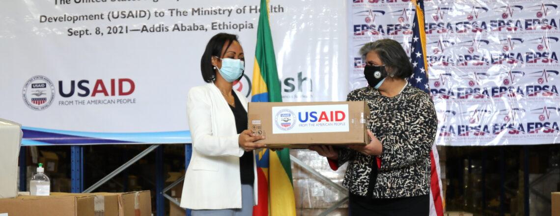 U.S. Donates Tuberculosis Testing Machines Worth $1 Million to Ethiopia