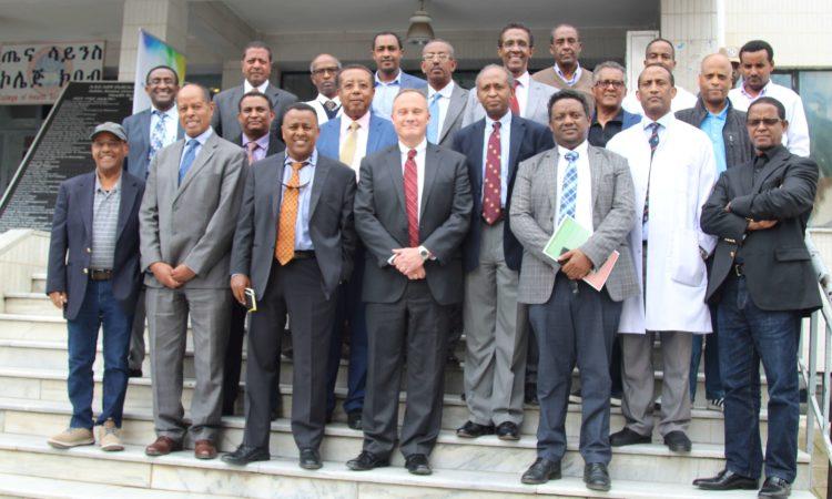 U S  Embassy in Ethiopia