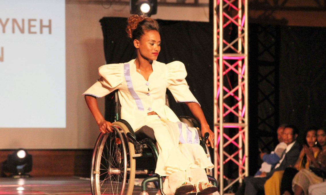U S Embassy Organizes 2nd Inclusive Fashion Show To Promote Inclusion Of Persons With Disabilities U S Embassy In Ethiopia