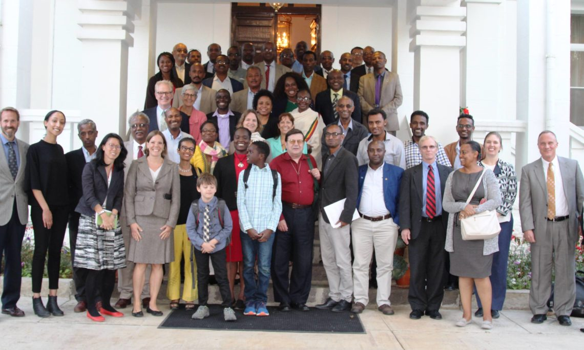 U S Embassy Welcomes Largest Ever Cohort Of American Scholars To Support Education In Ethiopia U S Embassy In Ethiopia