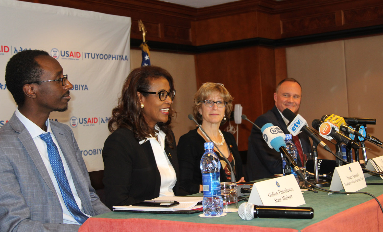 The United States and Ethiopia Launch New $4 Million Project
