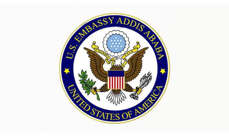 U.S. Embassy Addis Ababa Seal