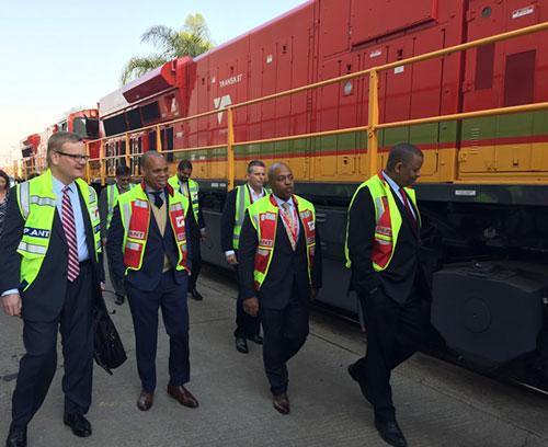 Photo Secretary of Transportation