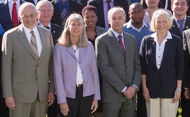 Photo of IAEA participants