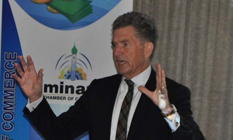 U.S. Economist Gets up in KZN's Business