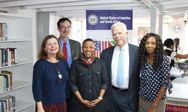 U.S. Embassy and Consulate staff