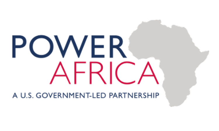 Power Africa logo