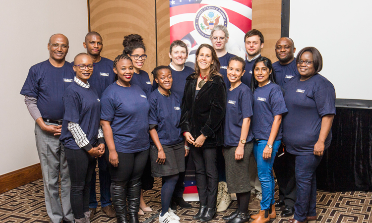 South African Students and Scholars Join Fulbright, the U.S. Government's Flagship International Exchange Program