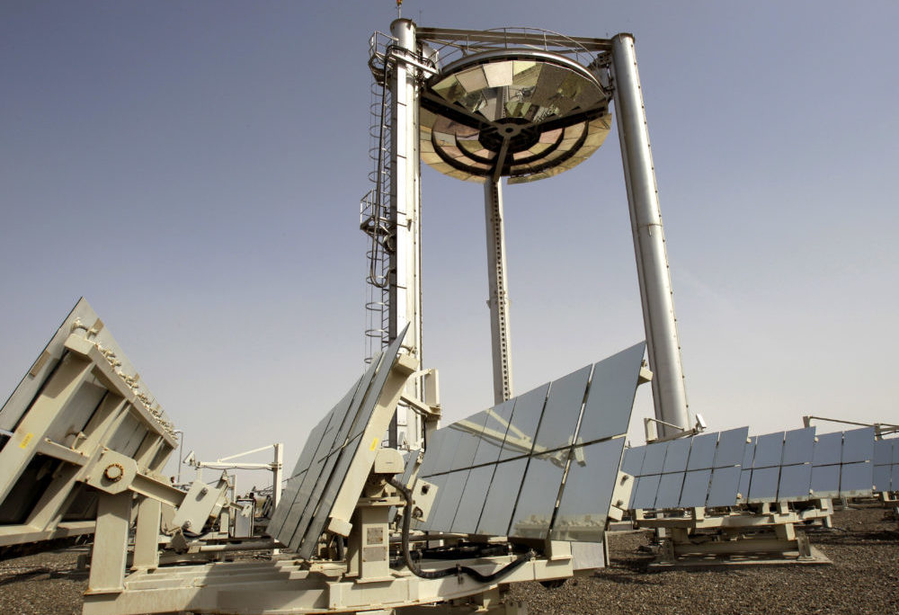 The solar surprise: Middle Eastern oil giants are big investors in