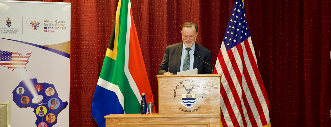 The Enduring Partnership Between the United States and South Africa