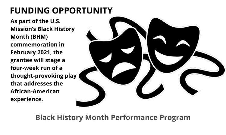Black History Month Performance Program