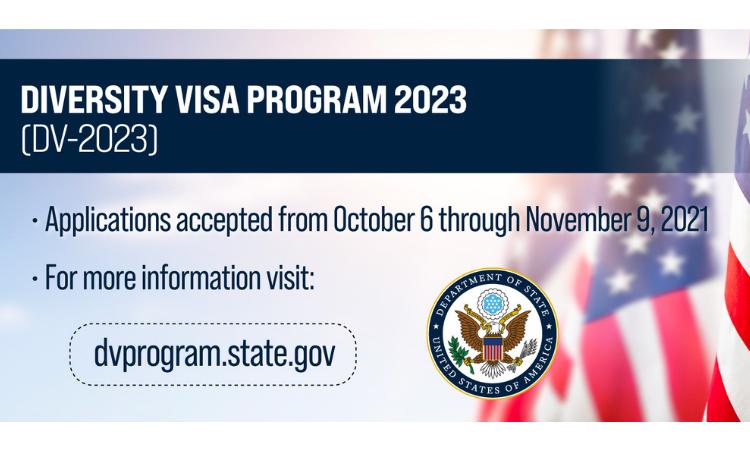 Diversity Visa 2023